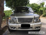 Photo 2003 isuzu trooper skylite roof cebu plate...