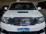 Photo Toyota Fortuner 2. 5 G 4x2 automatic diesel...