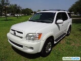 Photo Toyota Sequoia Automatic 2007