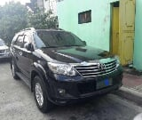 Photo Fortuner G 4x2 matic