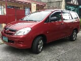 Photo 2008 toyota innova for sale