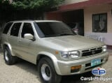 Photo Nissan Terrano Automatic 2001