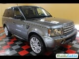 Photo Land Rover Range Rover Sport Automatic 2010
