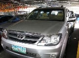 Photo Toyota Fortuner 2008 - 410K