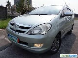 Photo Toyota Innova Automatic 2005
