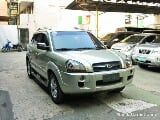 Photo Hyundai Tucson Automatic 2009
