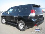 Photo Toyota Land Cruiser Prado Manual 2010