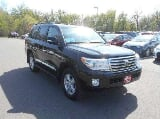 Photo Black 2014 Toyota Land Cruiser V8