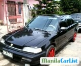 Photo Honda Civic Manual 1991