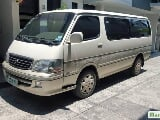 Photo Toyota Hiace Manual 2003