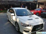 Photo Mitsubishi Lancer Manual 2008