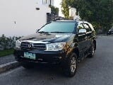 Photo 2007 Toyota Fortuner VVti Gas