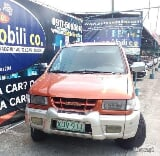 Photo Isuzu Crosswind 2003 Year 250K
