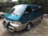 Photo Kia Pregio Diesel Van Manual