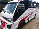 Photo Suzuki Multicab Scrum Cateye passenger Jeepney 4x2