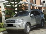 Photo Toyota Fortuner 2011 AT 4x2