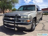 Photo Chevrolet Silverado Semi-Automatic 2002