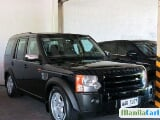 Photo Land Rover Discovery Automatic 2005