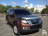 Photo Well-maintained Isuzu MU-X LS-A SUV 2016 for sale