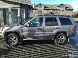 Photo Jeep Grand Cherokee Manual 1999