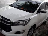 Photo Toyota Innova 2017 J M/T for sale
