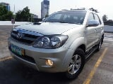 Photo 2009 toyota fortuner v