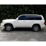 Photo Lexus LX 2002, Automatic