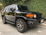 Photo Toyota FJ Cruiser 2015 Auto