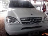 Photo Mercedes-Benz Ml 2004