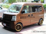 Photo Customized suzuki minivan da64v in Cebu direct...