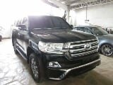 Photo Toyota Land cruiser (bullet proof) 2017 Year