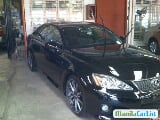 Photo Lexus IS Automatic 2009
