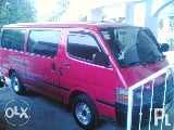 Photo 2004 Toyota Hiace Commuter 18 Seater