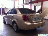Photo Chevrolet Optra Automatic 2006