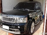 Photo Land Rover Range Rover Sport Supercharged...
