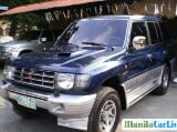 Photo Mitsubishi Pajero Manual 2000