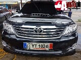 Photo 2016 Toyota Fortuner G AT 2016 last release -...