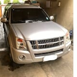 Photo Isuzu Alterra 2007