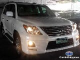 Photo Lexus LX Automatic 2011