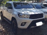 Photo Toyota Hilux double cab Auto