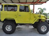 Photo 1979 Toyota Landcruiser BJ41 loaded big tires