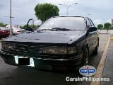 Photo Mitsubishi Galant Manual 1988