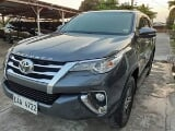 Photo Toyota Fortuner 2017