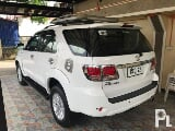 Photo 2008 model toyota fortuner