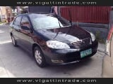Photo Toyota Altis E-2005mdl All Power And Stock