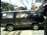 Photo Nissan Urvan Manual 1998