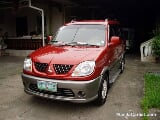 Photo Mitsubishi Adventure Manual 2005