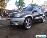 Photo Toyota RAV4 Automatic 2004