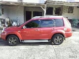Photo Nissan xtrail 2005 model