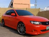 Photo Rush 2010 Subaru Impreza 2.0 RS Sedan AT